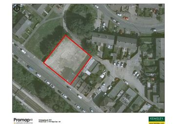 Thumbnail Land for sale in 176-178, Dock Road, Tilbury, Essex