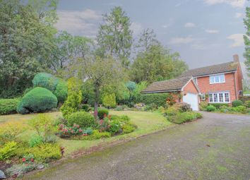 Thumbnail 4 bed detached house for sale in Bengal Lane, Greens Norton