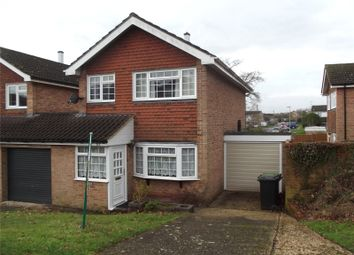 Thumbnail 3 bed detached house to rent in Ambrose Road, Tadley, Hampshire