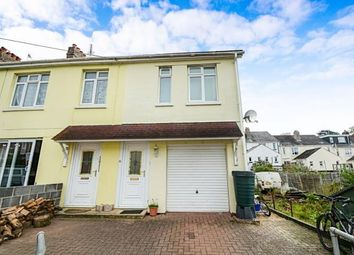 Thumbnail 1 bed end terrace house for sale in Teignmouth, Devon