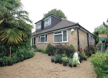 Thumbnail 3 bed detached bungalow for sale in Lower Guildford Road, Knaphill, Surrey