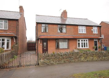Thumbnail 3 bed semi-detached house for sale in Springfield Avenue, Ashgate, Chesterfield