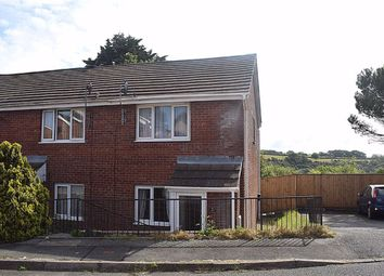 2 bed end terrace house for sale in Wordsworth Avenue, Priory Park, Haverfordwest SA61