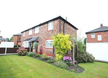 Thumbnail 3 bed semi-detached house for sale in Thornleigh Road, Manchester, Greater Manchester