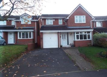 Thumbnail 4 bed property for sale in St. David Close, Hednesford, Cannock, Staffordshire