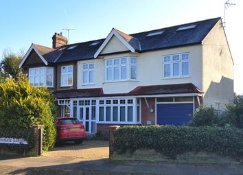 Thumbnail 5 bed semi-detached house for sale in Parsonage Gardens, Enfield