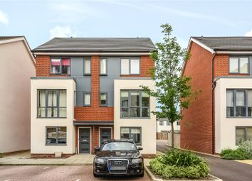 Thumbnail 4 bed town house to rent in Drake Way, Reading, Berkshire