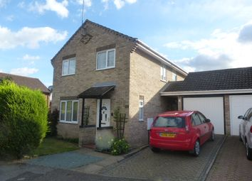Thumbnail 4 bed detached house to rent in Elvington, Springwood, King's Lynn