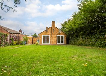 Thumbnail 2 bed detached bungalow for sale in Thirleby Close, Cambridge