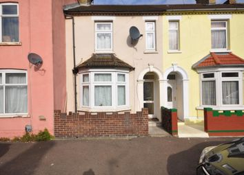 Thumbnail 3 bed terraced house for sale in Millbrook Road, Bedford