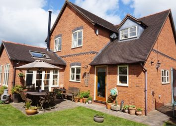Thumbnail 4 bed detached house for sale in Barnmoore Close, Malpas