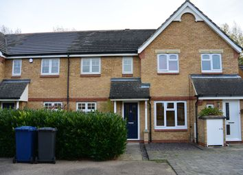 Thumbnail 2 bedroom terraced house to rent in Elbourn Way, Bassingbourn, Royston
