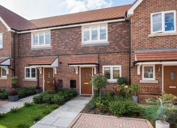Thumbnail 2 bed terraced house for sale in Oaks Lane, Bookham, Leatherhead