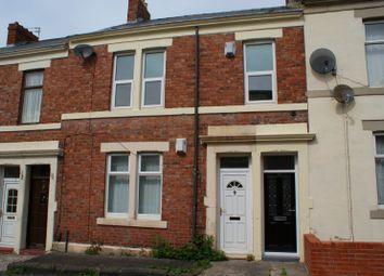 Thumbnail 2 bed flat to rent in Chandos Street, Gateshead NE8, Gateshead,