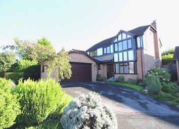 Thumbnail 4 bedroom detached house to rent in Bambers Walk, Wesham, Preston