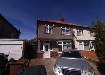 Thumbnail 3 bed semi-detached house for sale in Hoyle Avenue, Newcastle Upon Tyne