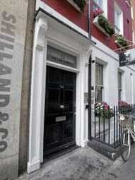 Thumbnail 1 bed terraced house for sale in Poland Street, Soho
