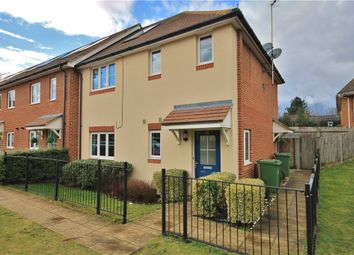 Thumbnail 1 bed maisonette for sale in Allbrook Close, Bagshot, Surrey