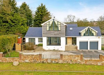 Thumbnail 5 bed detached house for sale in High Street, Upper Lambourn, Hungerford, Berkshire