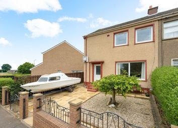 Thumbnail 3 bed semi-detached house for sale in Fa'side Avenue South, Musselburgh