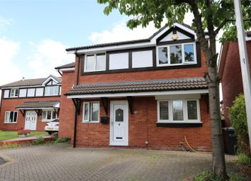 Thumbnail 4 bed detached house to rent in Calderbrook Drive, Cheadle Hulme, Cheadle