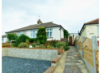 Thumbnail 2 bed semi-detached bungalow for sale in Buci Crescent, Shoreham By Sea