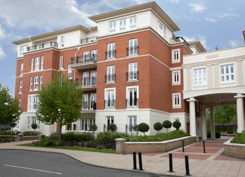 Thumbnail 3 bed flat to rent in Clevedon Road, East Twickenham