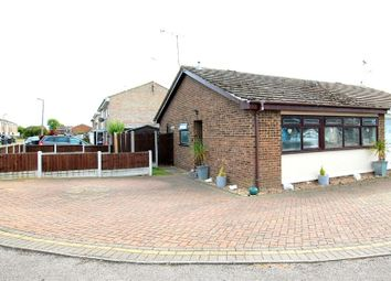 Thumbnail 2 bed semi-detached bungalow for sale in Dorset Gardens, Rochford, Essex