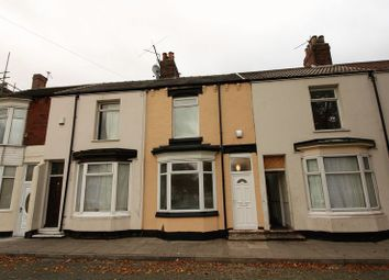 Thumbnail 4 bed terraced house to rent in Ross Street, Middlesbrough