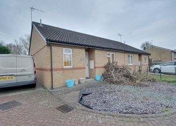 Thumbnail 2 bed detached bungalow to rent in Windsor Gardens, Somersham, Huntingdon