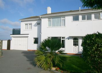 Thumbnail 4 bed semi-detached house to rent in Clos Du Petit Bois, Rue Cauchez, St. Martin, Guernsey