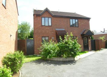 Thumbnail Semi-detached house to rent in Sheffield Court, Raunds, Northamptonshire