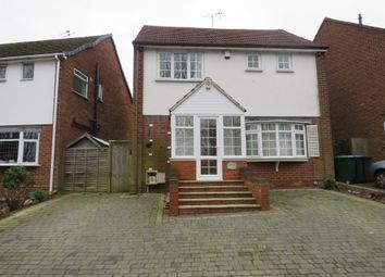 Thumbnail 3 bed detached house for sale in Hillside Road, Great Barr, Birmingham