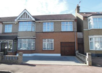 Thumbnail 5 bedroom end terrace house for sale in Hurstbourne Gardens, Barking