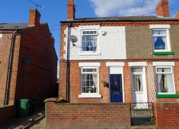 Thumbnail 2 bed semi-detached house for sale in Nuttall Street, Alfreton