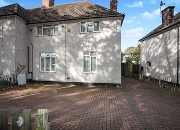 Thumbnail 3 bed property for sale in Hallam Crescent East, Leicester