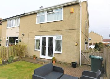 Thumbnail 3 bed semi-detached house for sale in Crestville Terrace, Bradford