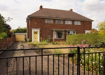 Thumbnail 3 bed semi-detached house for sale in Glanford Road, Brigg
