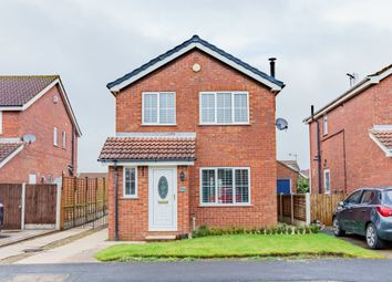 3 bed detached house for sale in Garth Drive, Hambleton, Selby YO8