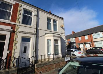 Thumbnail 3 bed terraced house for sale in Normount Road, Benwell, Newcastle Upon Tyne