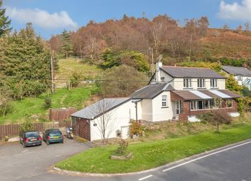 Thumbnail 3 bed detached house for sale in Plynlimon House, Pantmawr, Llanidloes