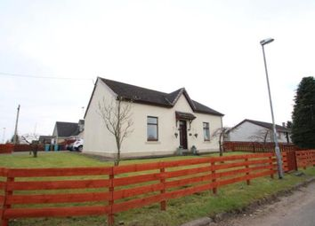 Thumbnail 3 bed bungalow for sale in Main Street, Longriggend, Airdrie, North Lanarkshire