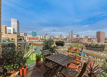 Thumbnail 2 bed flat for sale in Culvert Drive, London