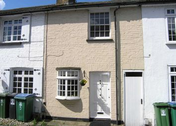 Thumbnail Terraced house for sale in Caroline Place, Capel Road, Watford
