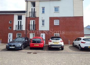 Thumbnail 1 bed flat for sale in Ariel Close, Newport