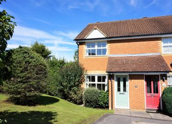 Thumbnail 2 bed end terrace house for sale in Hop Garden, Fleet