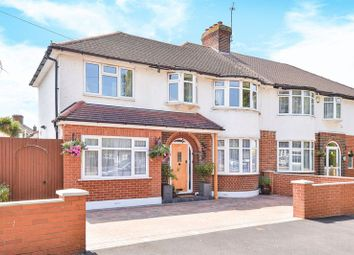 Thumbnail 4 bed semi-detached house for sale in Elm Way, Ewell, Epsom