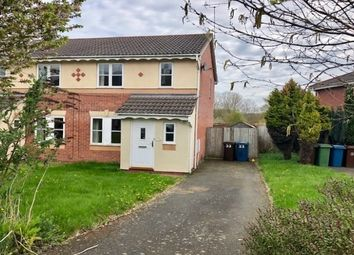Thumbnail 3 bed semi-detached house to rent in Penzance Way, Stafford