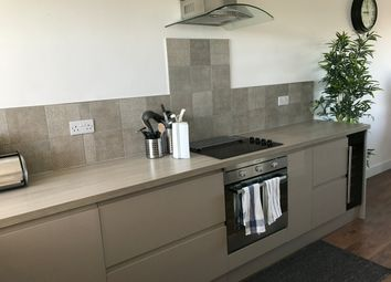 Thumbnail 3 bed flat to rent in Leysdown House, London