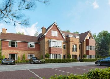 Thumbnail 2 bed flat for sale in Carrington House, Brimstage Road, Heswall, Wirral